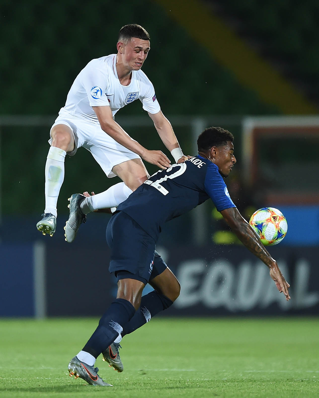 England v France: Group C - 2019 UEFA U-21 Championship