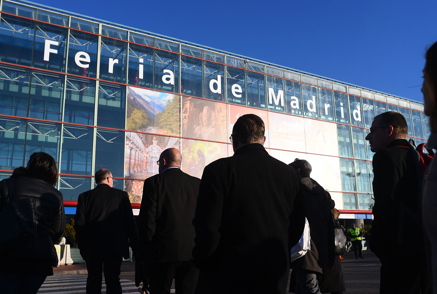 Madrid Spain FITUR International Tourism Fair